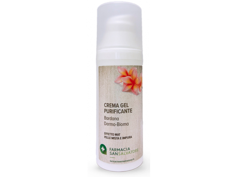 FSS crèmegel purificante 50ml