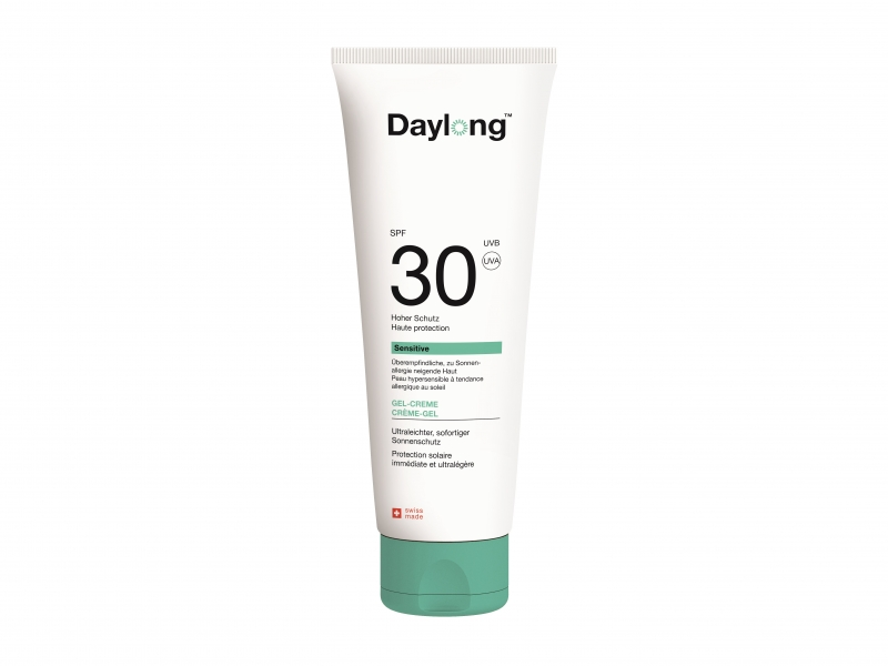 DAYLONG Sensitive Crema-Gel SPF 30 tubo 200 ml
