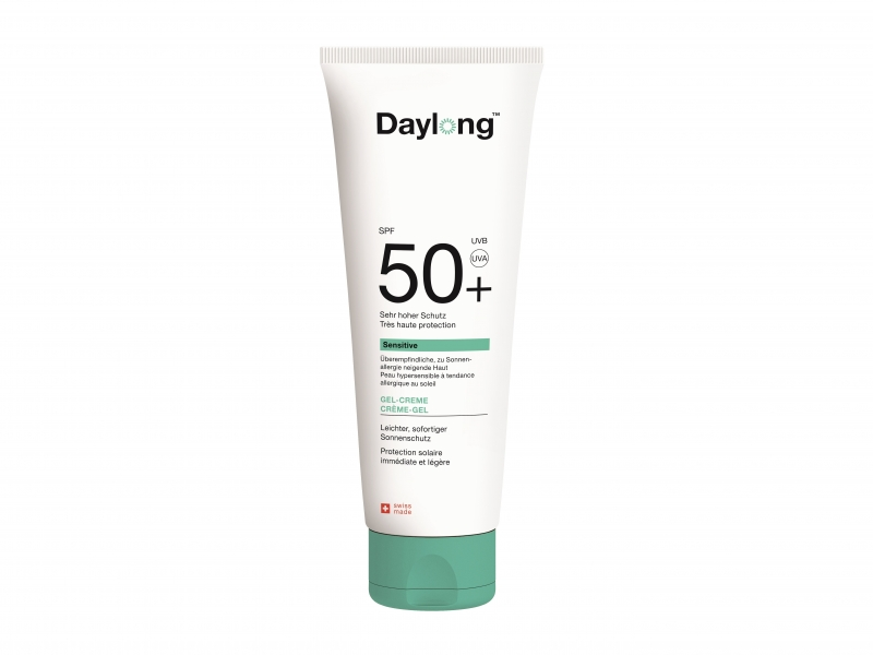 DAYLONG Sensitive Crema-Gel SPF 50+ tubo 100 ml